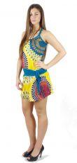 kopie Dámské letní šaty z pružného materiálu