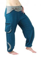 Kalhoty JAMATO (unisex), měkčená letní bavlna