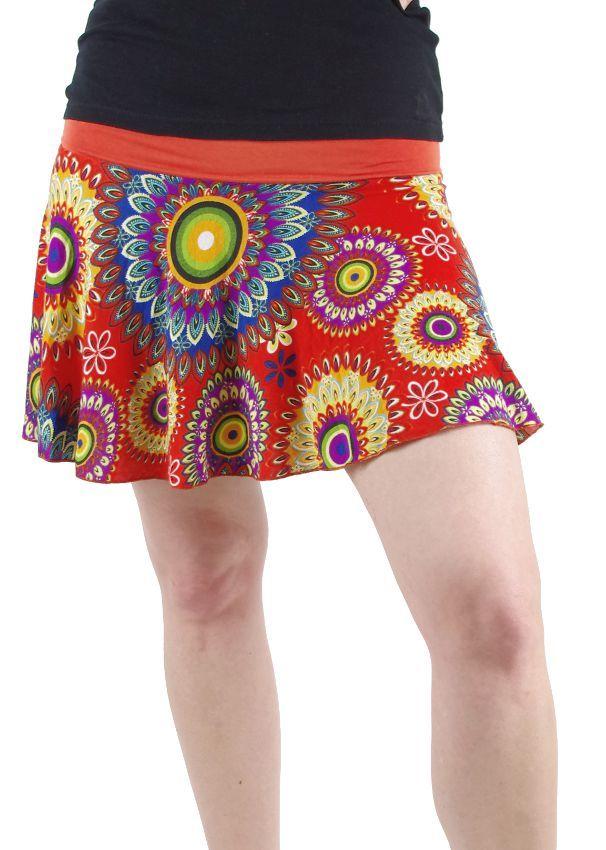 Krátká dámská letní sukně LOLA TT0102 01 012
