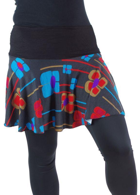 Krátká dámská letní sukně LOLA TT0102 01 017
