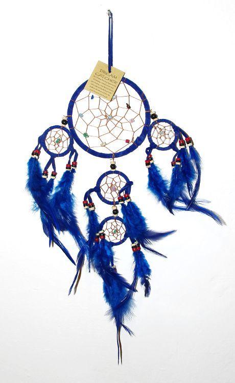 Lapač snů - průměr kruhu 12 cm, Indonésie ID1601010 001