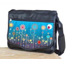 Laptop taška  - office taška přes rameno z odolnějšího materiálu