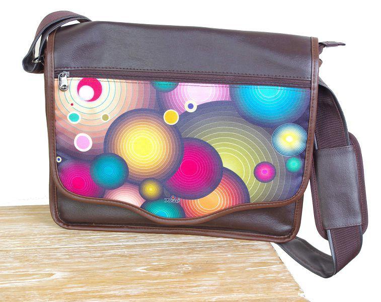 Laptop taška - office taška přes rameno z odolnějšího materiálu TT0105 02 005