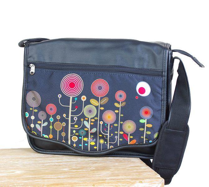 Laptop taška - office taška přes rameno z odolnějšího materiálu TT0105 02  004 a1198089d5a