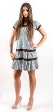 Šaty VIOLA - 100% bavla