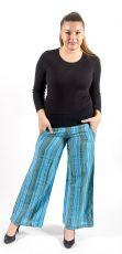 Kalhoty TEX, bavlna Nepál (dole ztahovací nohavice)
