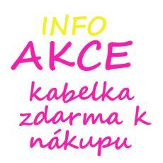 AKCE - kabelka zdarma k nákupu