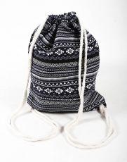 Batoh - Gym Bag z kanvasu