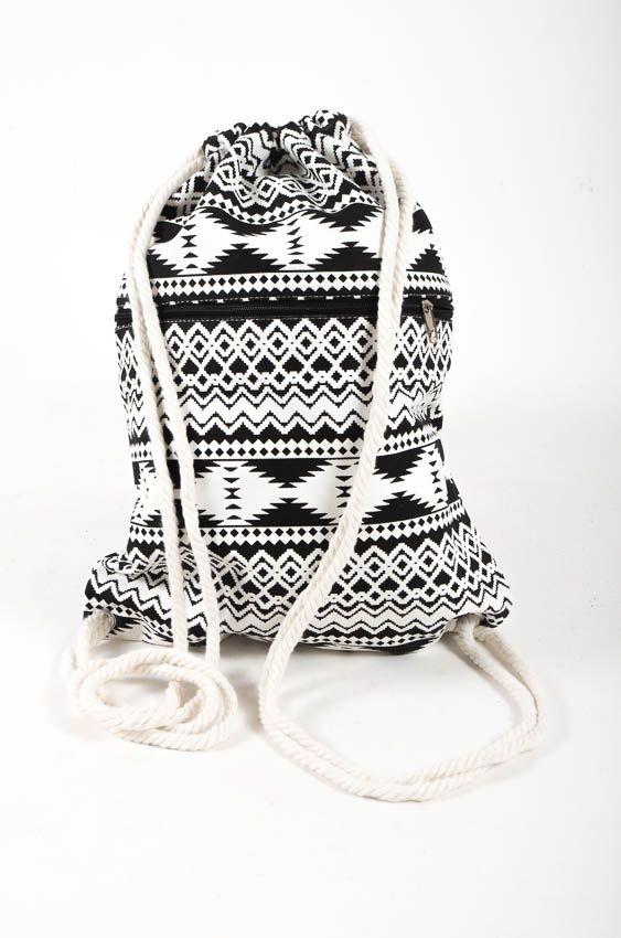 Batoh - Gym Bag z kanvasu TT0105 00 004