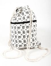 Batoh - Gym Bag z kanvasu TT0105 00 007