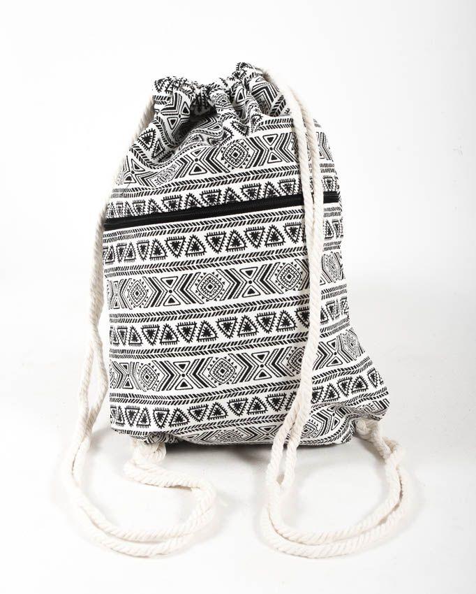 Batoh - Gym Bag z kanvasu TT0105 00 008