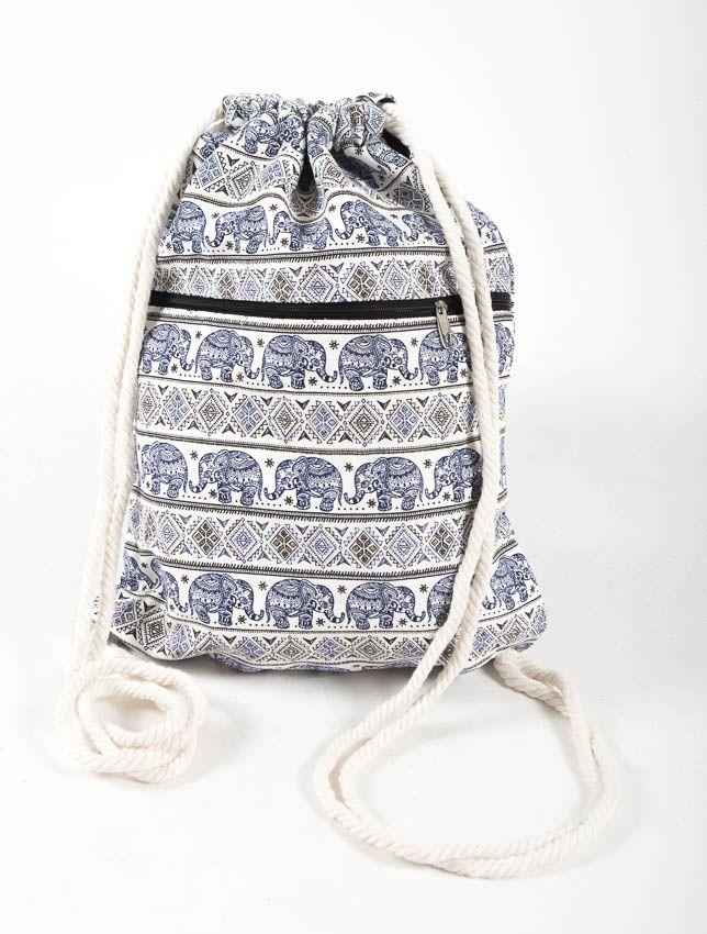 Batoh - Gym Bag z kanvasu TT0105 00 009