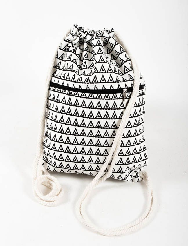 Batoh - Gym Bag z kanvasu TT0105 00 011
