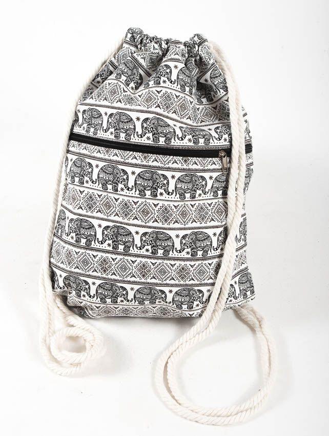 Batoh - Gym Bag z kanvasu TT0105 00 012