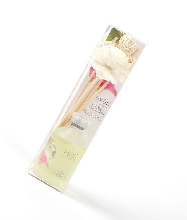 Bytový parfém - difuzér tyčinkový EYUN lilie s jasmínem TD0043 005