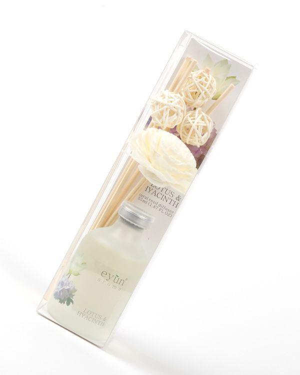 Bytový parfém - difuzér tyčinkový EYUN lotos s hyacintem TD0043 001