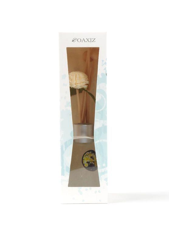 """Bytový parfém - difuzér tyčinkový OAXIZ """"Frangiphani"""" (plumérie) TD0044 007"""