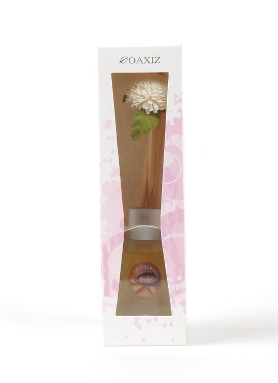Bytový parfém - difuzér tyčinkový OAXIZ santál TD0044 002