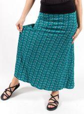 Dámská dlouhá sukně LILY LONG z letního materiálu