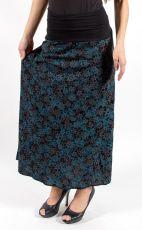 Dámská letní dlouhá sukně LA PAZ, bavlna Nepál