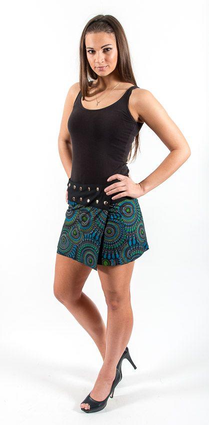 Dámská letní krátká sukně CORRIDA, bavlna Nepál NT0101 12 003 KENAVI