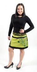 Dámská letní krátká sukně VIRGINIA, bavlna Nepál NT0101 16 002 KENAVI
