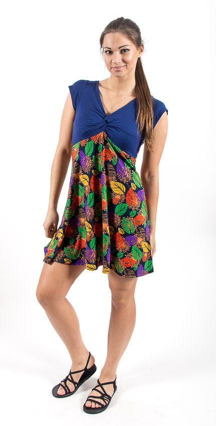 Dámské letní šaty - tunika - z pružného materiálu TT0024 0 110