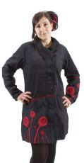 Dámský manchesterový kabátek ANIFE
