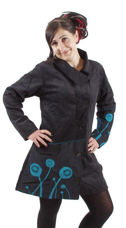 Dámský manchesterový kabátek ANIFE NT0014 15 002 KENAVI