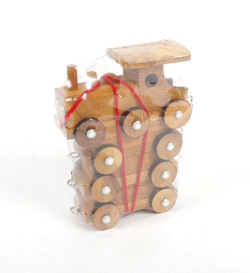 Dřevěný vláček TD0048