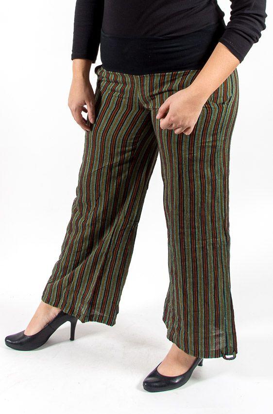 Kalhoty TEX, bavlna Nepál (dole ztahovací nohavice) NT0096 09B 004 KENAVI