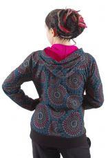 Lehká hoodie mikina JULI Nepál NT0005 02 002 KENAVI