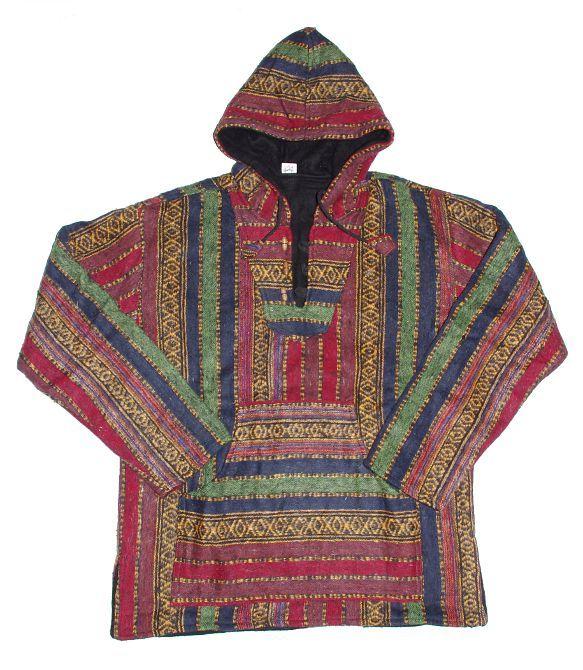 Mikina KENAVI MEXICANO, bavlna (bez podšívky), Nepál NT0004 04 008