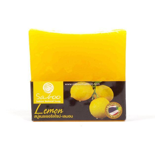 Ručně vyráběné mýdlo z rostlinných produktů - CITRÓN 100 g TD0045 004