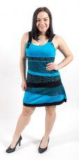 Šaty ROSSANA - 100% bavla z Nepálu
