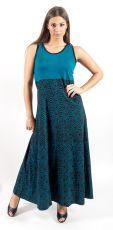 Šaty SOPHIA - 100% bavla z Nepálu  002