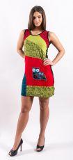 Šaty SOVA - 100% bavla z Nepálu