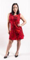 Šaty PLAZA - 100% bavla z Nepálu