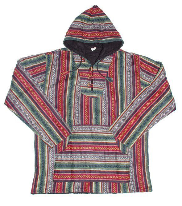 Teplá mikina KENAVI MEXICANO, bavlna s fleesem, Nepál NT0002 00 013
