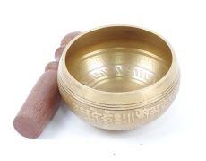 Tibetská mísa 10 cm s paličkou Nepál