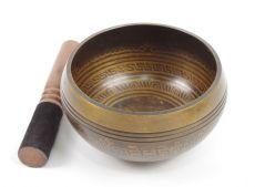 Tibetská mísa s paličkou 15,5 cm