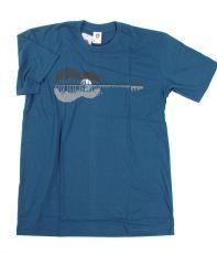 Tričko pánské s atraktivním potiskem velikost L Rocky Collection