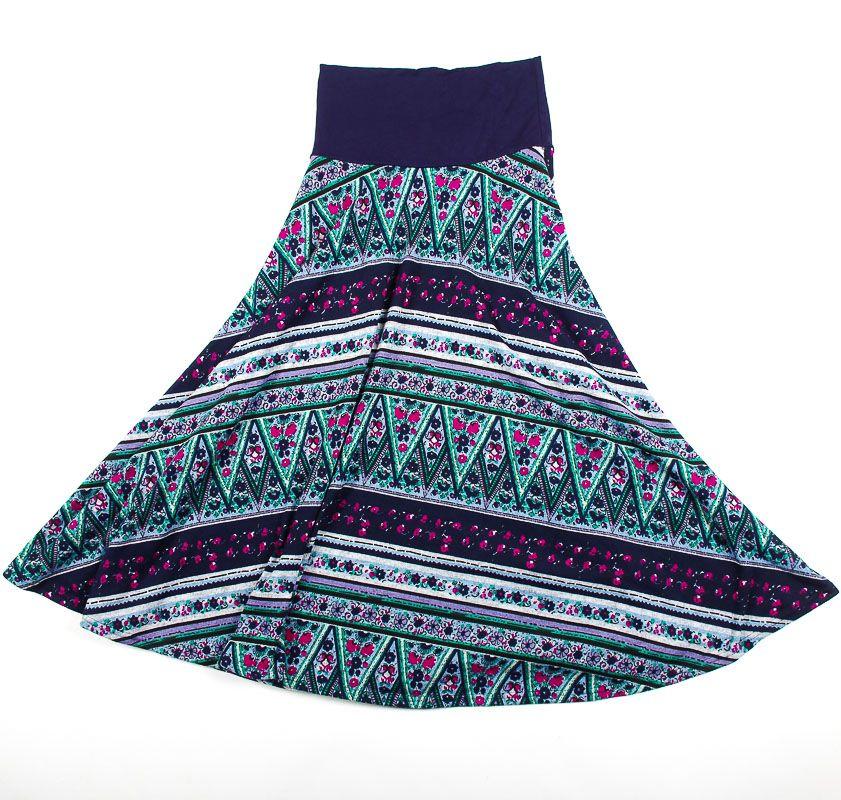 Dámská dlouhá sukně LOLA z teplejšího materiálu TT0100 01 057
