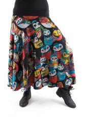 Dámská dlouhá sukně LOLA LONG z teplejšího materiálu