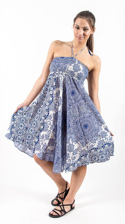 Dámská letní dlouhá sukně LAURA V, viskóza Thajsko TT0033 02 001