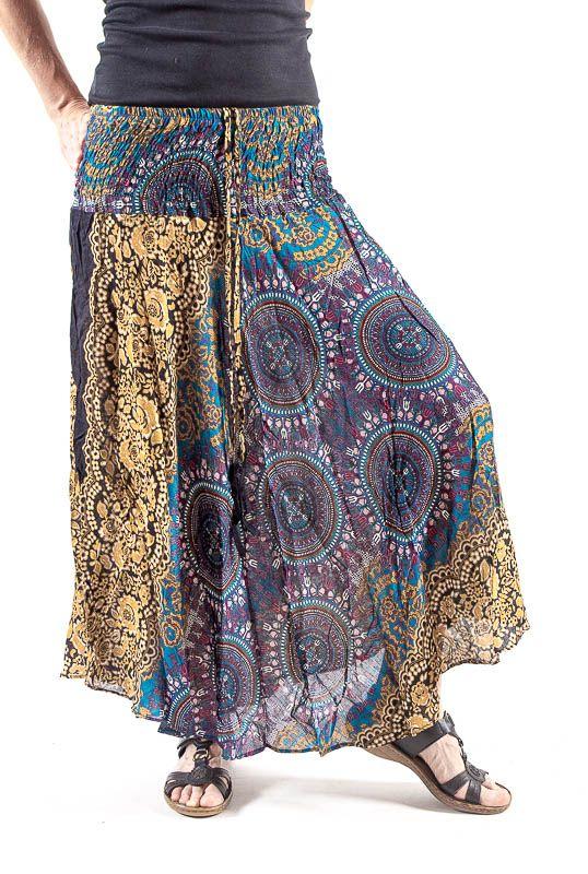 Dámská letní dlouhá sukně LAURA V, viskóza Thajsko TT0033 02 006