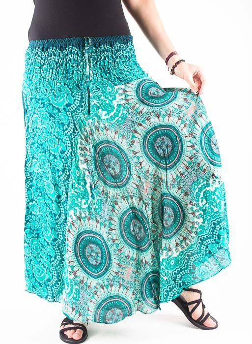 Dámská letní dlouhá sukně NICOL 1 viskóza Thajsko TT0033 02 015
