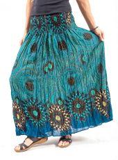 Dámská letní dlouhá sukně LORA, viskóza Thajsko