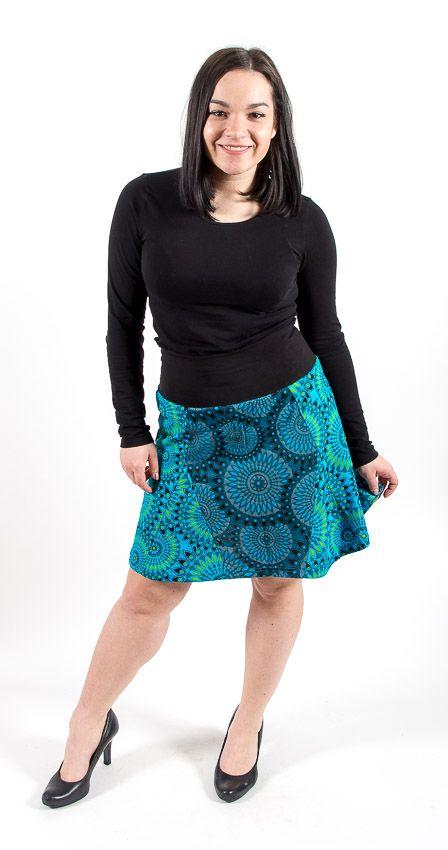 8a7ae41407c9 Dámská letní krátká sukně RIMINI
