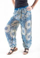 Dámské letní kalhoty PALM viskóza Thajsko
